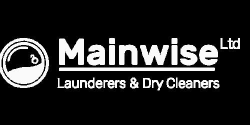 Mainwaise_drycleaning_logo
